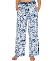 Tommy Bahama - Sketchbook Blossoms Beach Pant Cover-Up