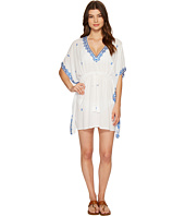 Tommy Bahama - Embroidered Tunic Cover-Up