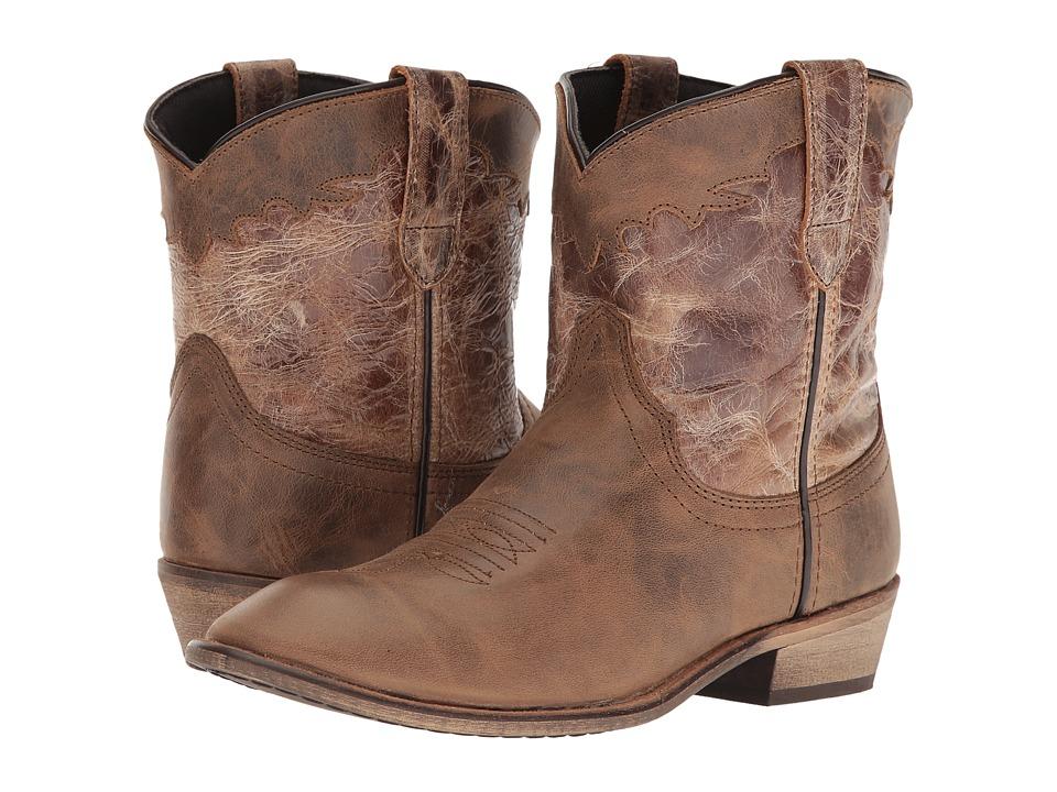 Dingo Aubrey (Cognac) Cowboy Boots
