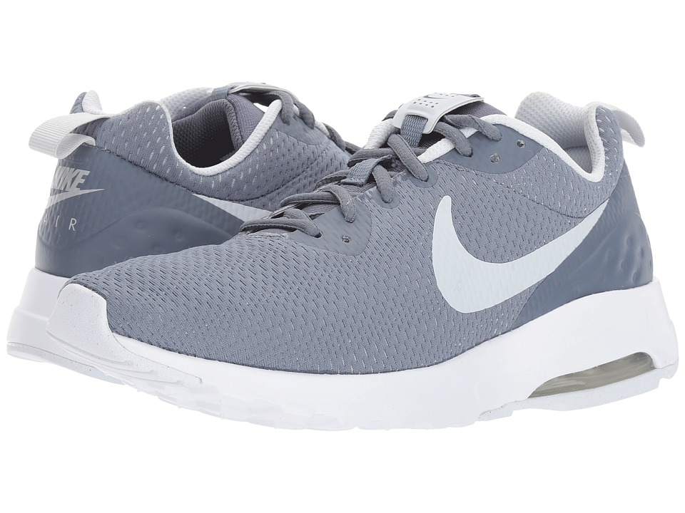 Nike Air Max Motion Lightweight LW (Armory Blue/Pure Platinum/Pure Platinum) Women