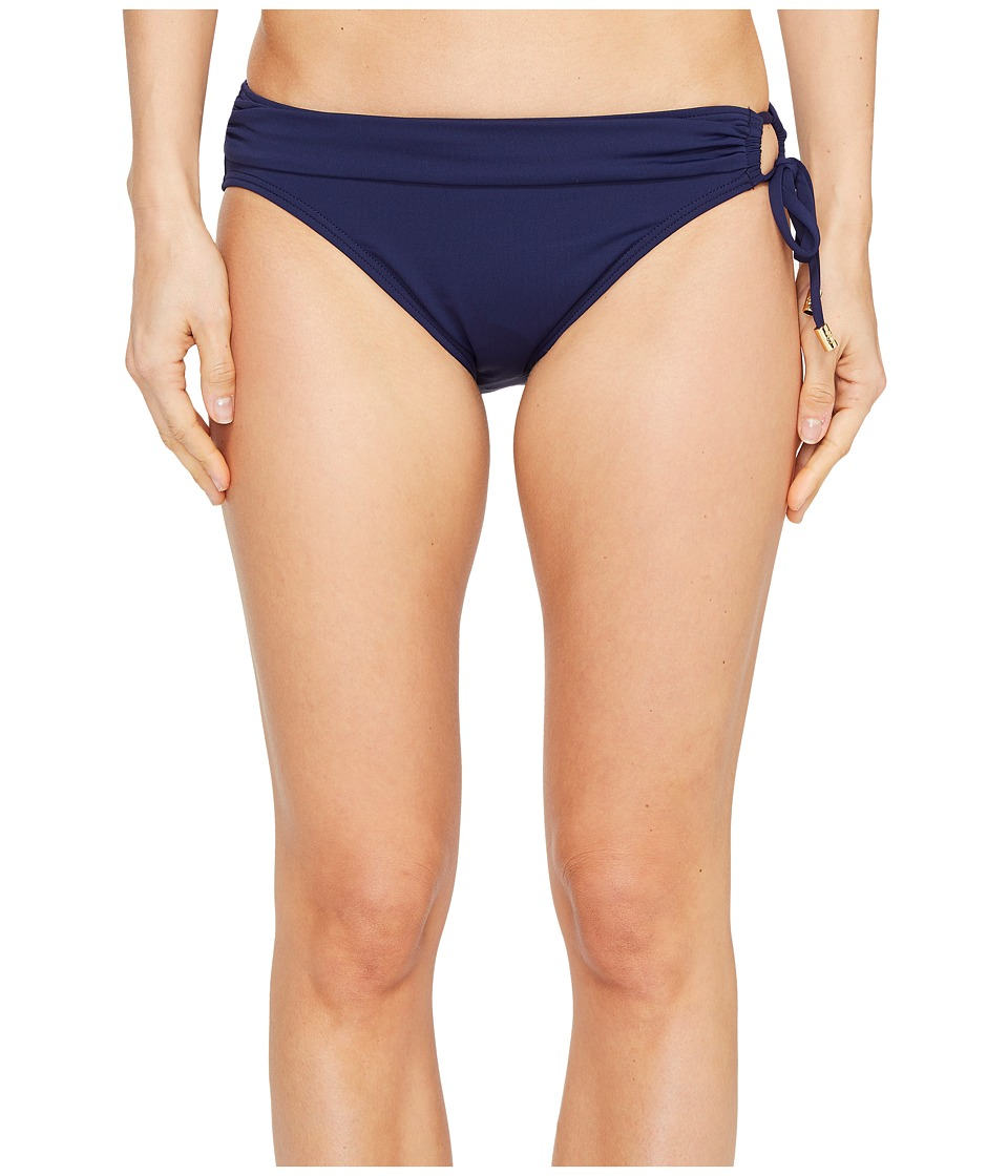 Tommy Bahama Pearl Hipster Bikini Bottom with Ring (Mare ...