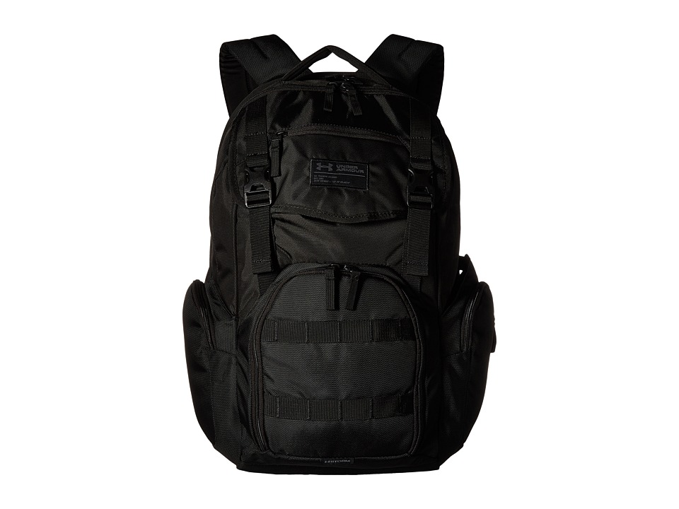 Under Armour - UA Coalition 2.0 (Black/Black/Graphite) Backpack Bags