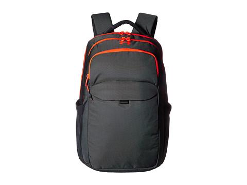 Under Armour UA On Balance Backpack - Black/Marathon Red/Marathon Red
