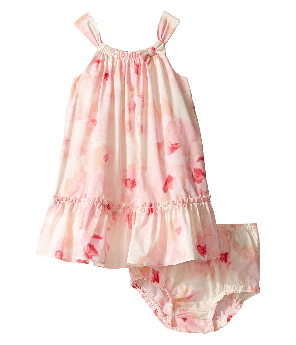 Kate Spade New York Kids - Bow Neck Ruffle Dress Set