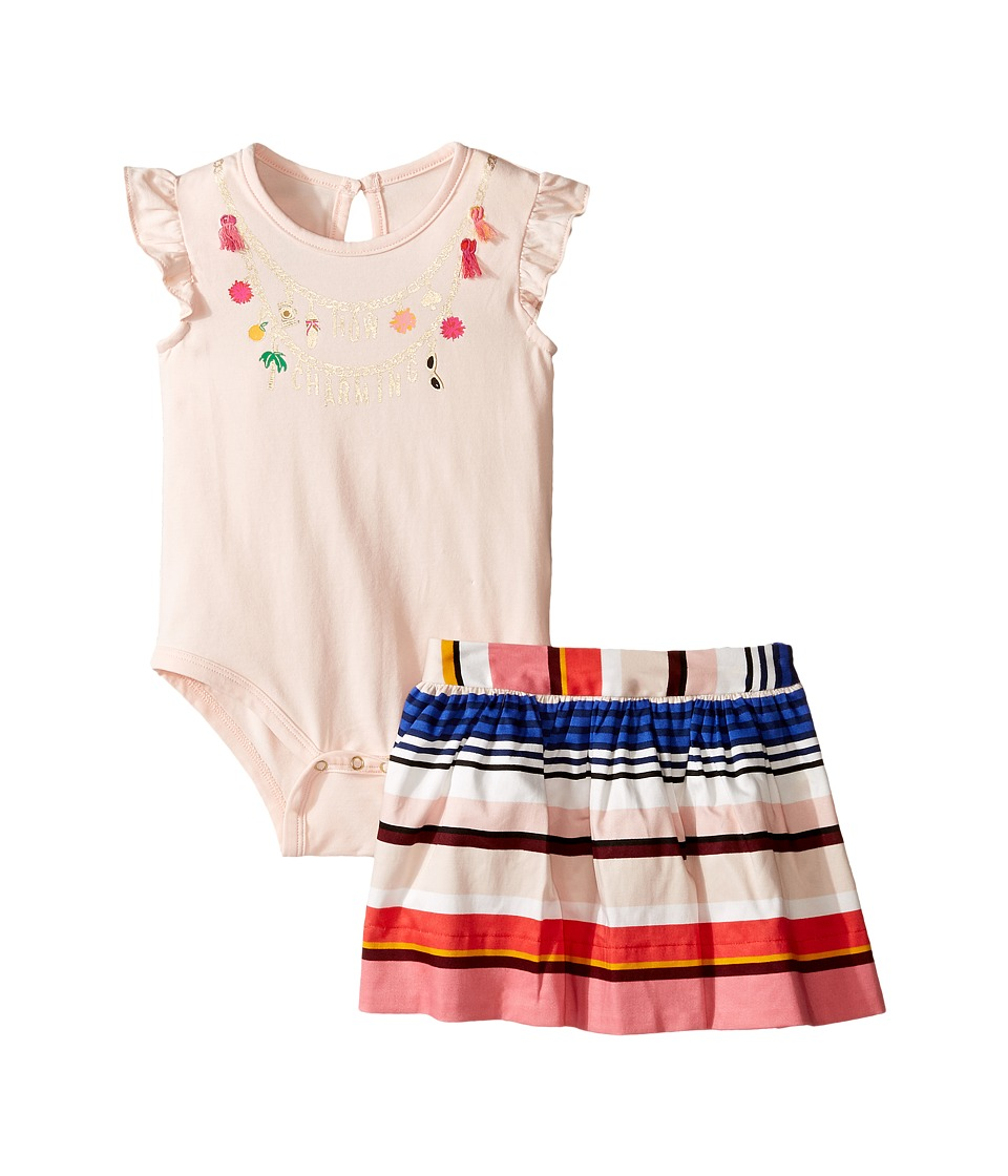 Kate Spade New York Kids - How Charming Skirt Set