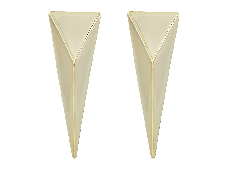 Alexis Bittar Alexis Bittar - Pyramid Post Earrings