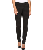 NYDJ - Jodie Pull-On Ponte Knit Leggings in Houndstooth Tartan Print