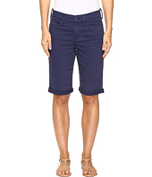 NYDJ - Briella Roll Cuff Shorts in Republique Navy