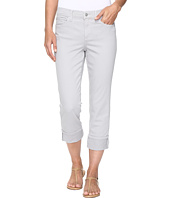 NYDJ - Dayla Wide Cuff Capris in Moonstone Grey