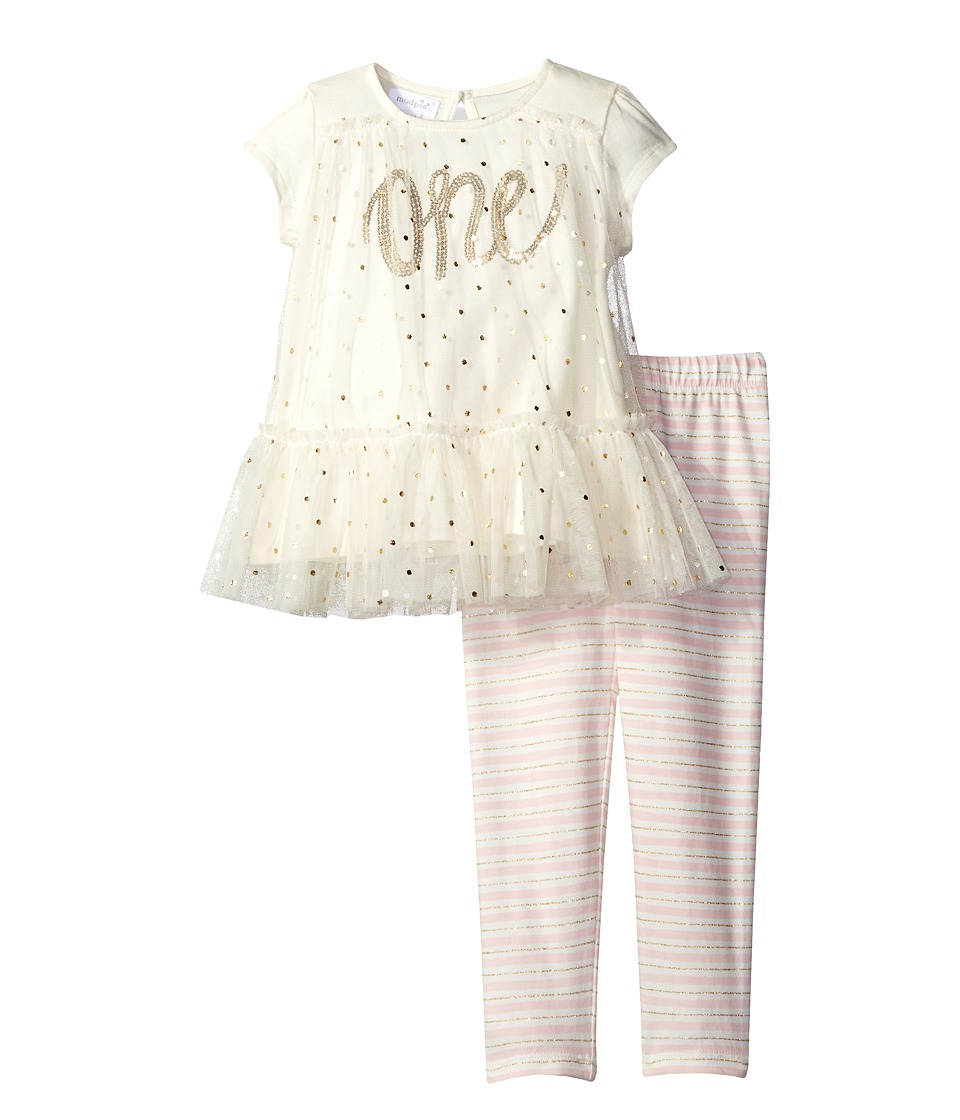 Mud Pie - One Tunic and Leggings Set