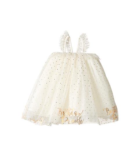 Mud Pie Birthday Princess Dress and Hat Set (Infant/Toddler)