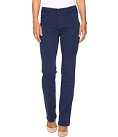 NYDJ - Marilyn Straight in Luxury Touch Denim in Kingston Blue
