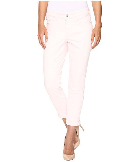 NYDJ Alina Convertible Ankle in Pink Chiffon - Pink Chiffon
