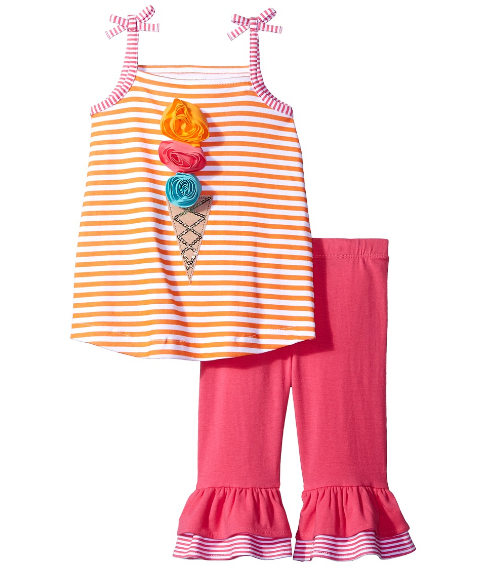 Mud Pie - Popsicle Tank Top Shorts Set