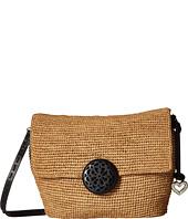 Brighton - Madra Raffia Flap Bag