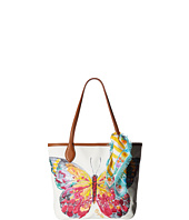 Brighton - Flynn Embroidered Tote