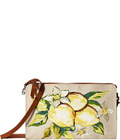 Brighton - Bella Limone Embroidered Pouch