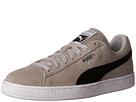 Suede Classic + (Gray Violet/Puma Black)