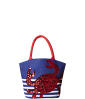 Mud Pie - Boathouse Totes - Crab