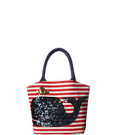 Mud Pie - Boathouse Totes - Whale