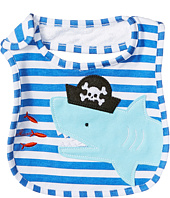 Mud Pie - Pirate Shark Bib