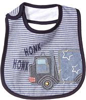 Mud Pie - Honk Honk Truck Bib