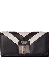 GUESS - Rebel Roma Large Flap Organizer