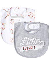 Mud Pie - Baseball Bib Set