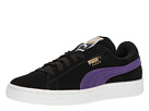 Suede Classic (Puma Black/Royal Purple)