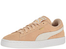 Suede Classic (Natural Vachetta/Whisper White)