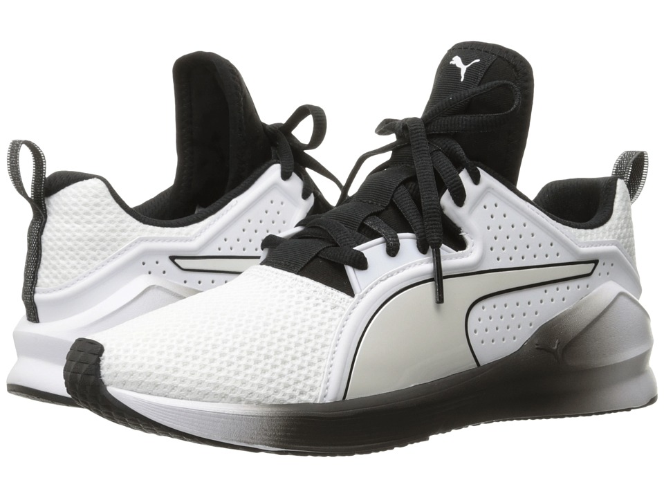 PUMA Fierce Lace (Puma White/Puma Black) Women