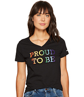 Converse - Proud To Be V-Neck Tee