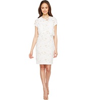 Adrianna Papell - Celcilia Lace Sheath Dress