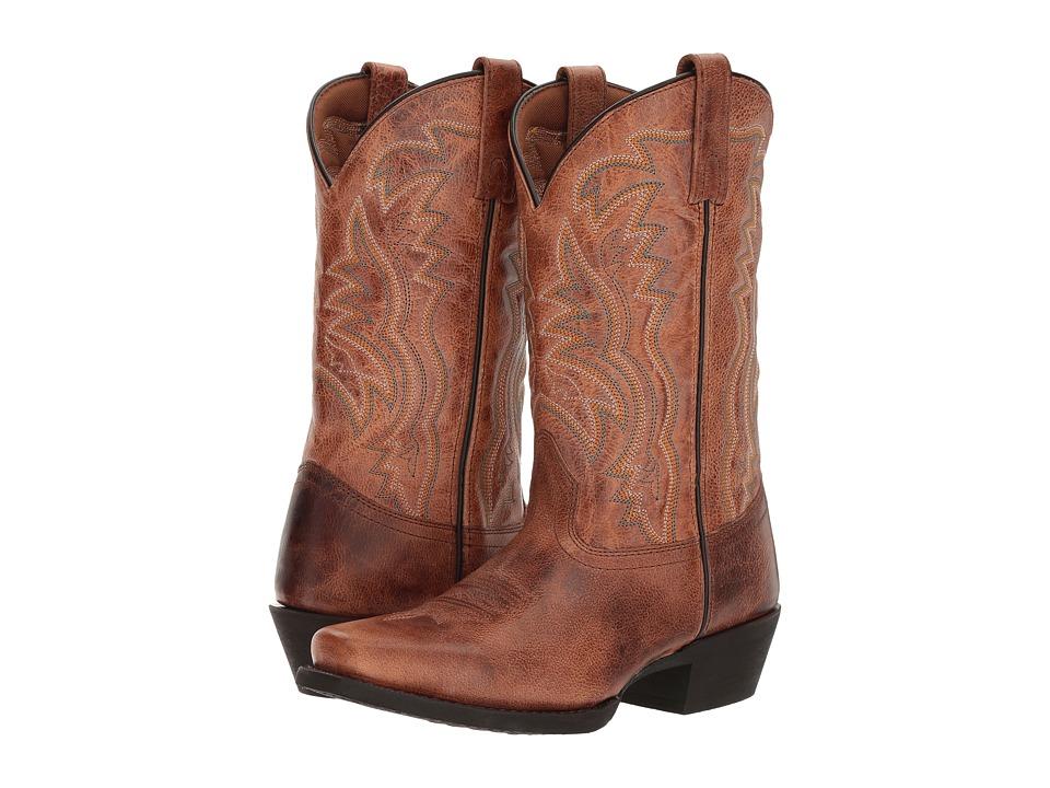 Laredo Christine (Tan) Cowboy Boots