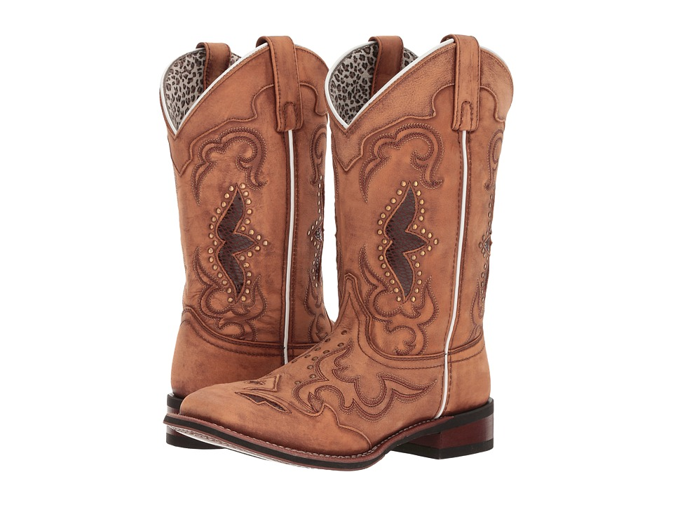 Laredo Spellbound (Sanded Tan) Cowboy Boots