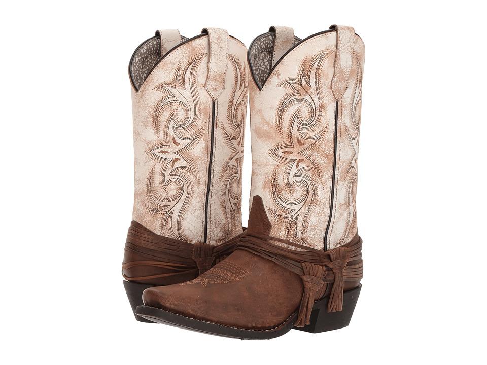 Laredo - Myra (Sand/White) Cowboy Boots