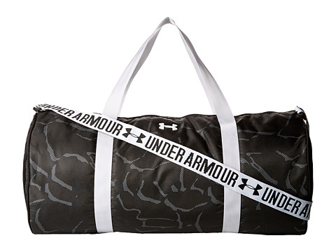 Under Armour UA Favorite Duffel 2.0 - Black/White/White