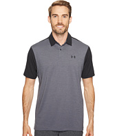 Under Armour Golf - Tips Back Jacquard Polo