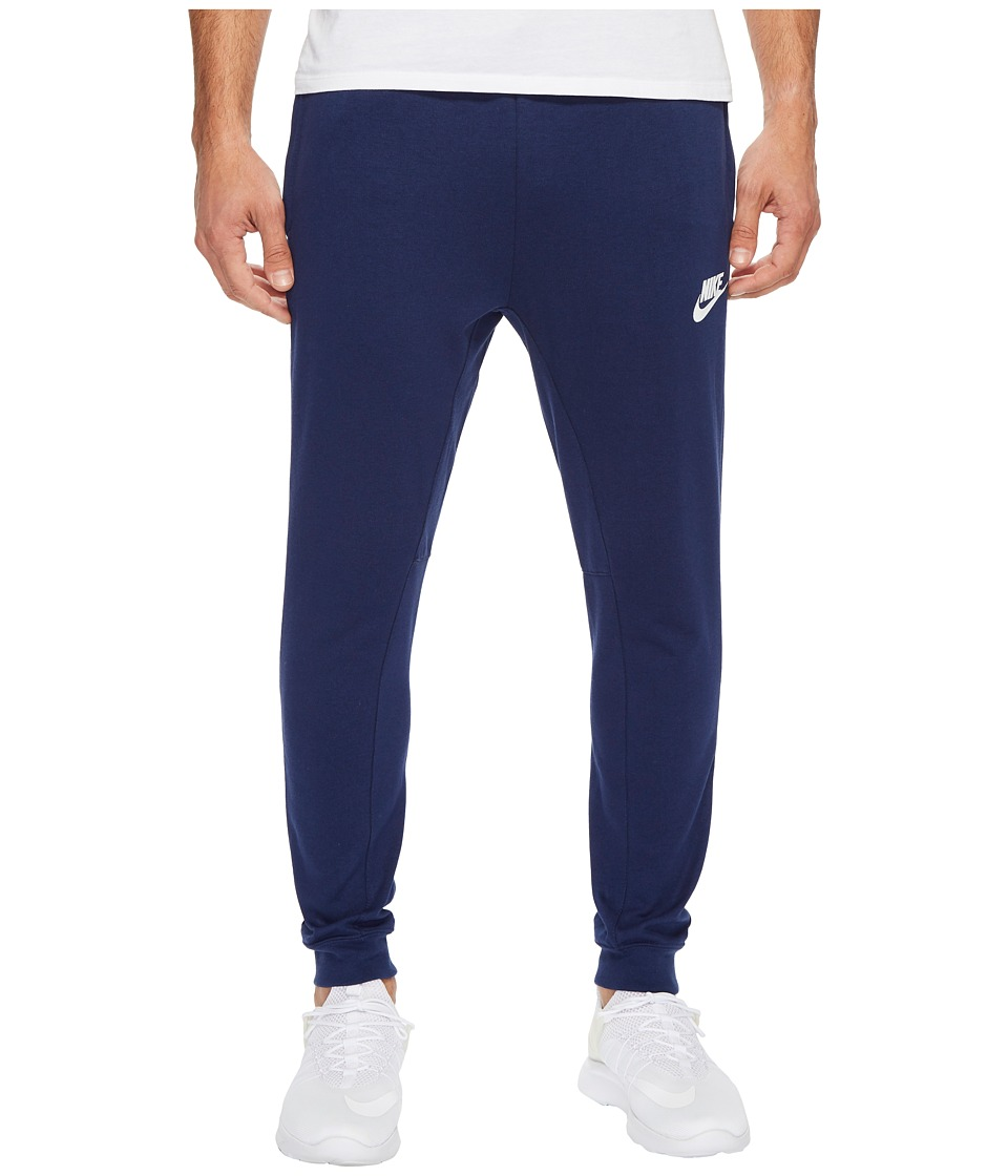 Nike Sportswear Advance 15 Jogger (Binary Blue/Black/White) Men