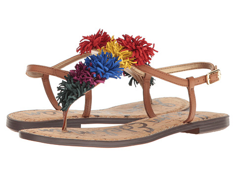 Sam Edelman Gates - Saddle/Multi Vaquero Saddle Leather