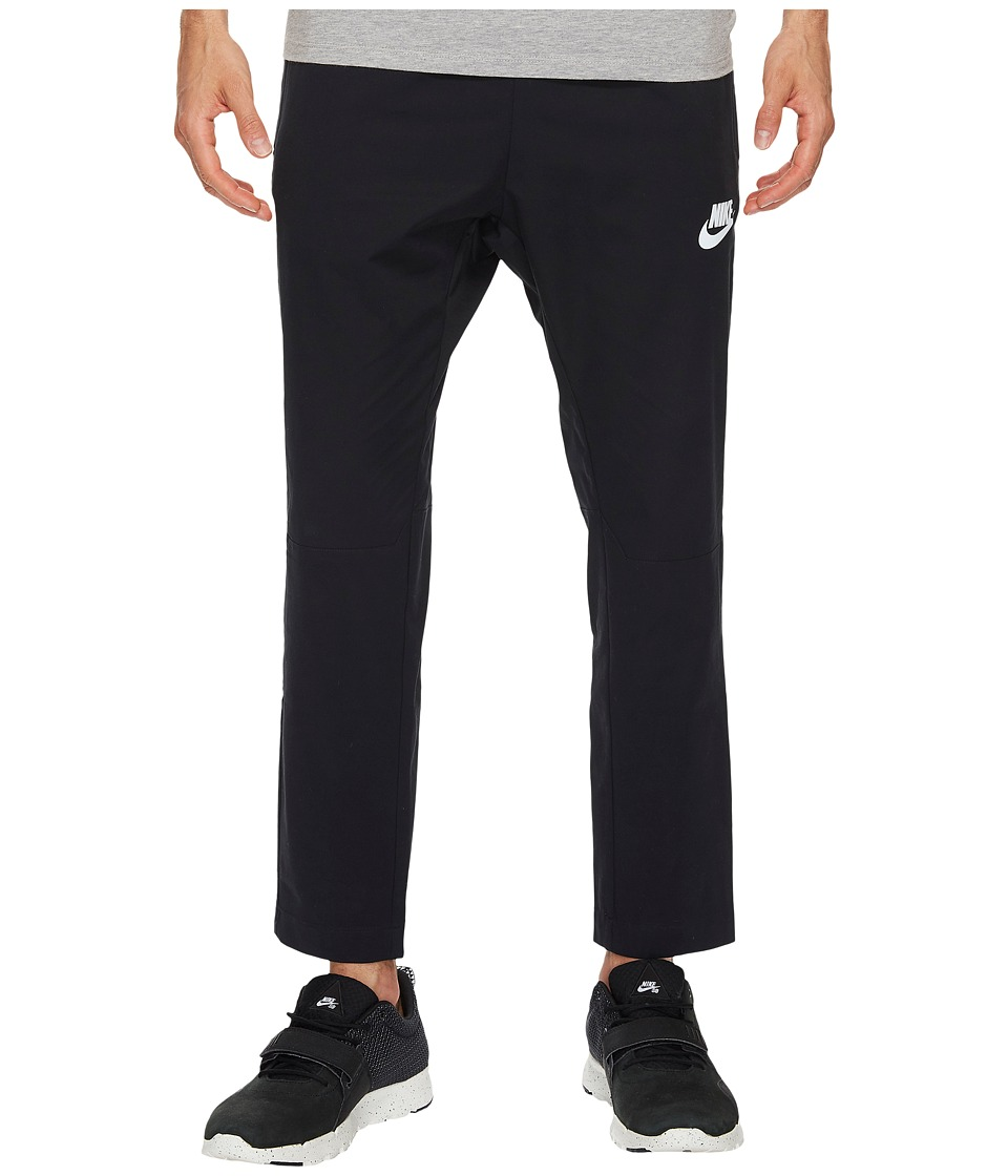 Nike Sportswear Advance 15 Pant (Black/Black/White) Men