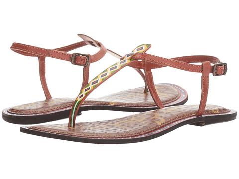 Sam Edelman Gigi 6 - Saddle Painted Tribal Diamond Leather