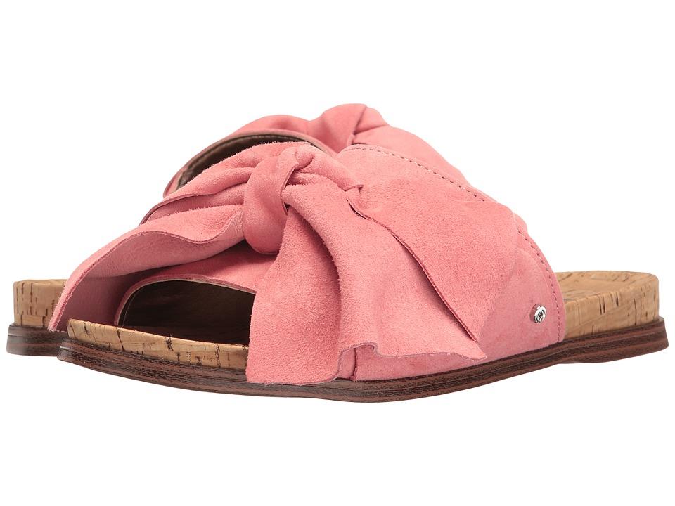 Sam Edelman Henna (Sugar Pink Kid Suede Leather) Women