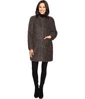 Via Spiga - Curly Faux Fur Coat