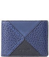 COACH - Canyon Quilt Slim Billfold