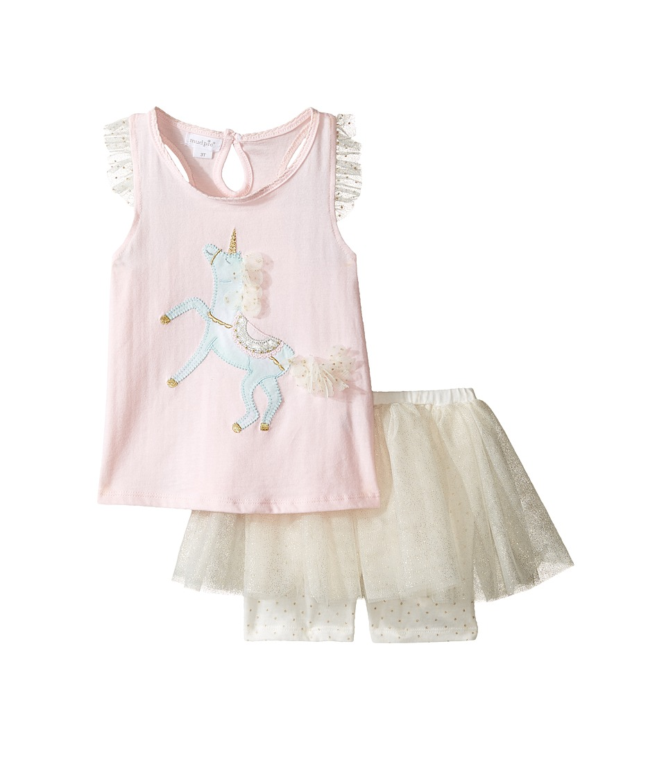 Mud Pie - Unicorn Skirt Set