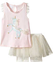Mud Pie - Unicorn Skirt Set (Infant/Toddler)
