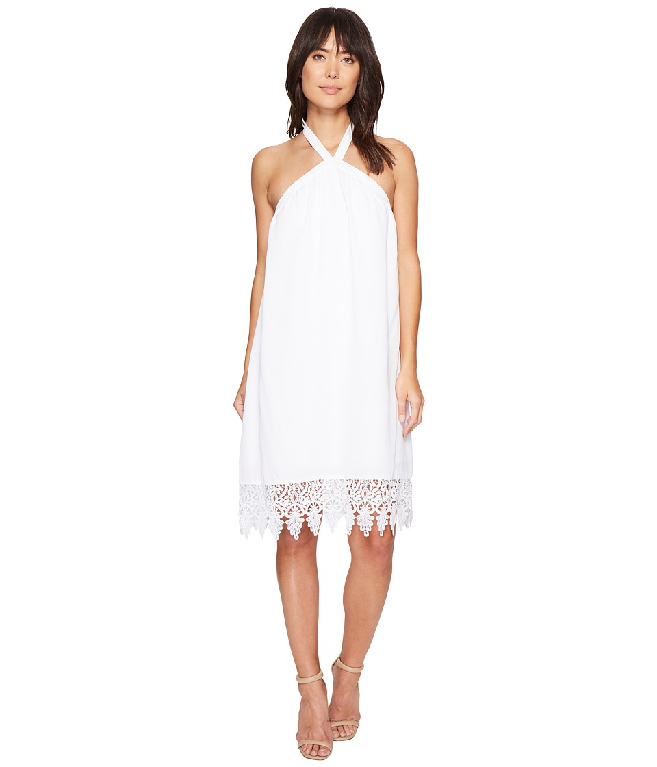 kensie Luxury Crepe Dress KS4K7818 (White) Women