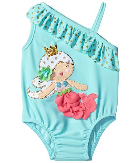 Mud Pie Mermaid Swimsuit (Infant/Toddler)