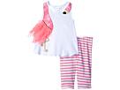 Mud Pie - Flamingo Short Set (Toddler)